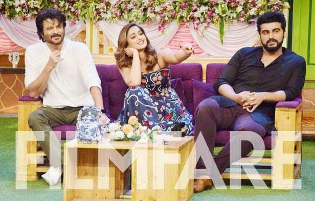 Anil Kapoor, Ileana DCruz, Arjun Kapoor