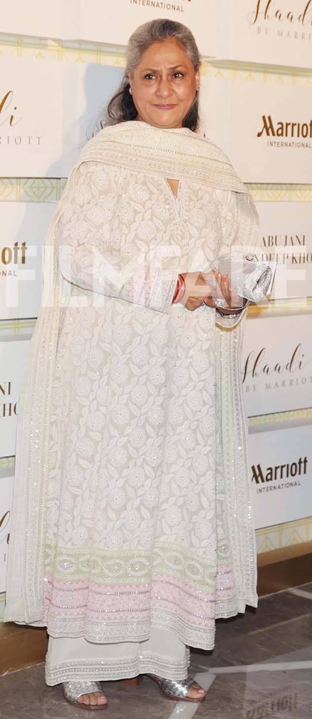 Jaya Bachchan, Shweta Bachchan-Nanda, Amrita Singh, Mandira Bedi