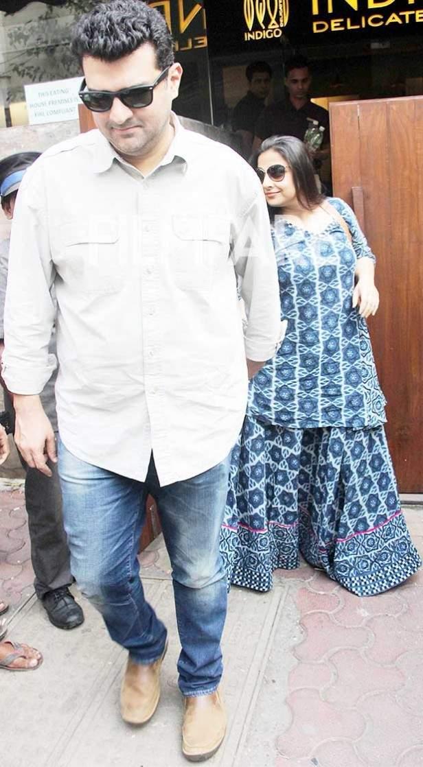 Siddharth Roy Kapur, Vidya Balan