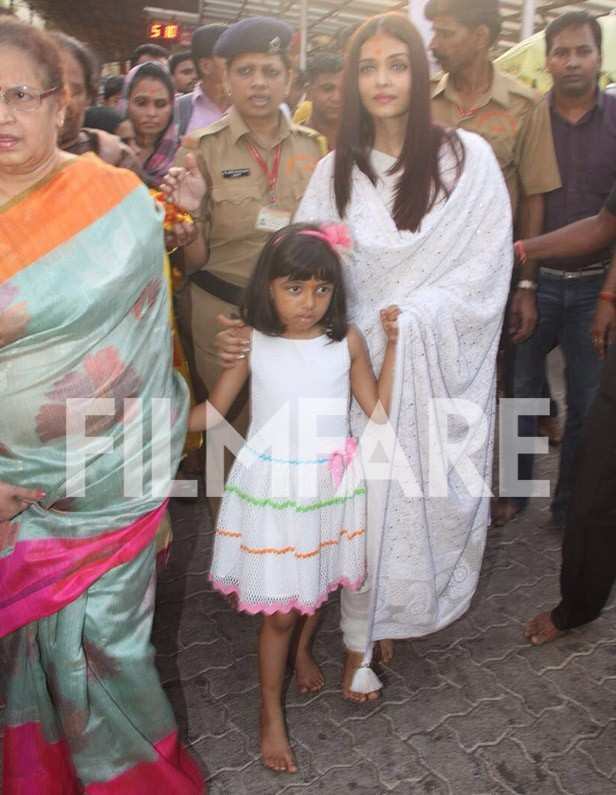 Brindya Rai, Aaradhya Bachchan, Aishwarya Rai bachchan