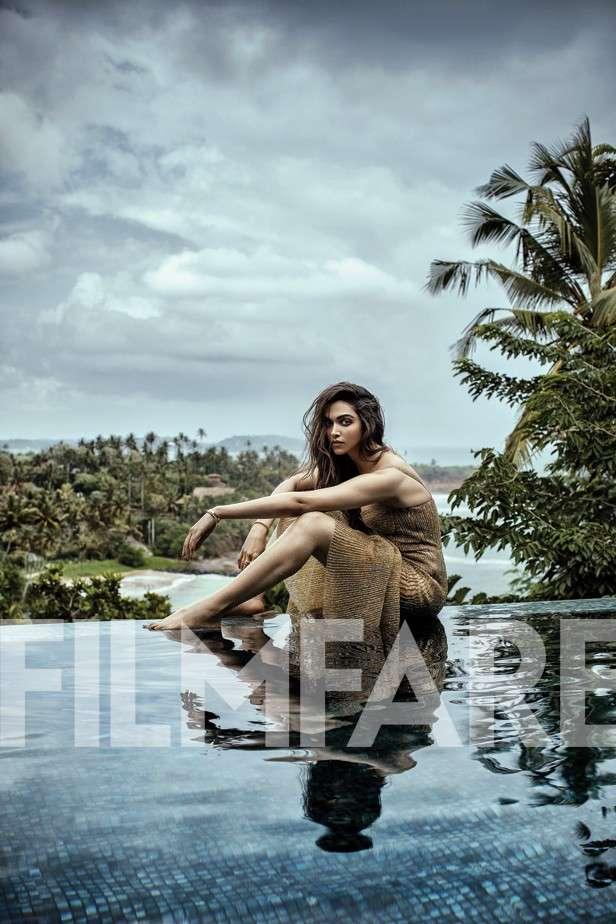 Deepika Padukone Filmfare Cover Shoot