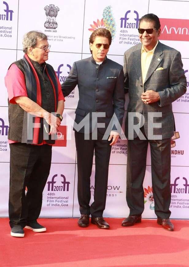 Subhash Ghai, Shah Rukh Khan