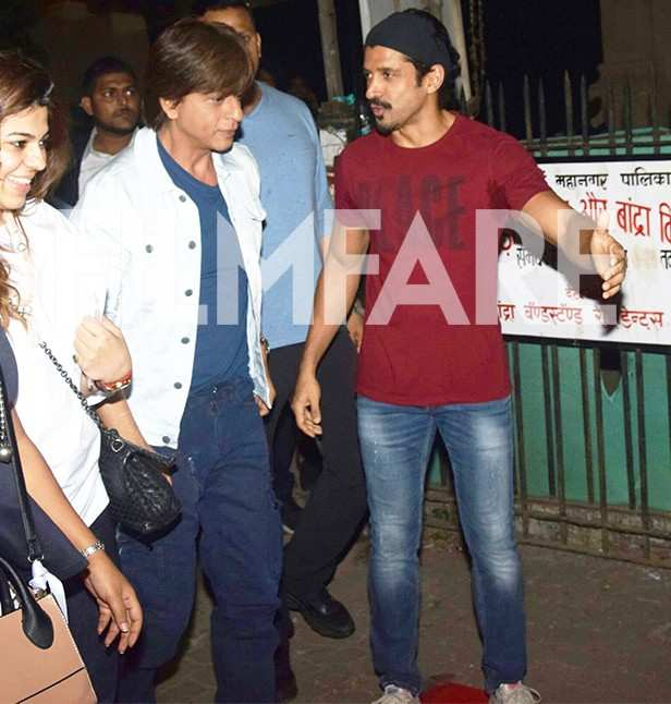 Shah Rukh Khan, Farhan Akhtar