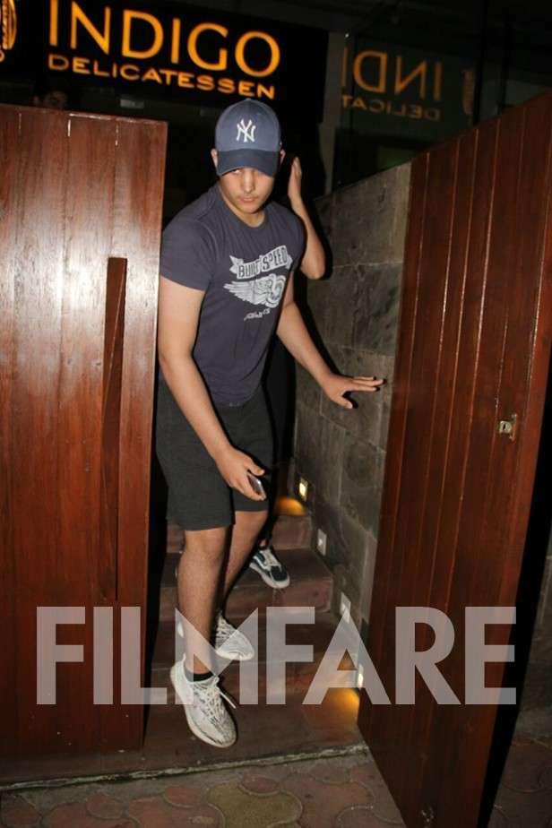 Aarav Kumar Filmfare