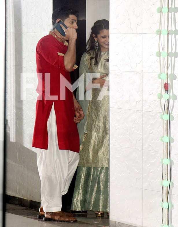 Sidharth Malhotra, Alia Bhatt