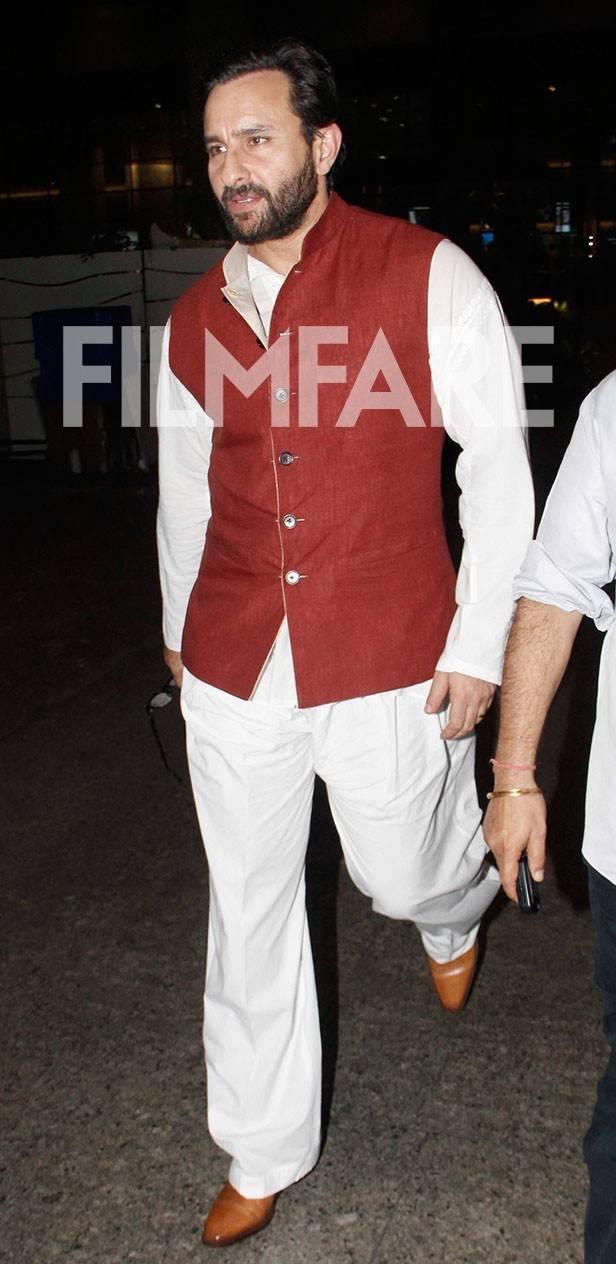 Saif Ali Khan, Shahid Kapoor