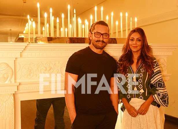 Aamir Khan, Gauri Khan