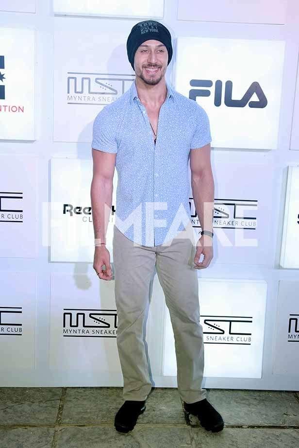 Tiger Shroff, Nidhi Agerwal