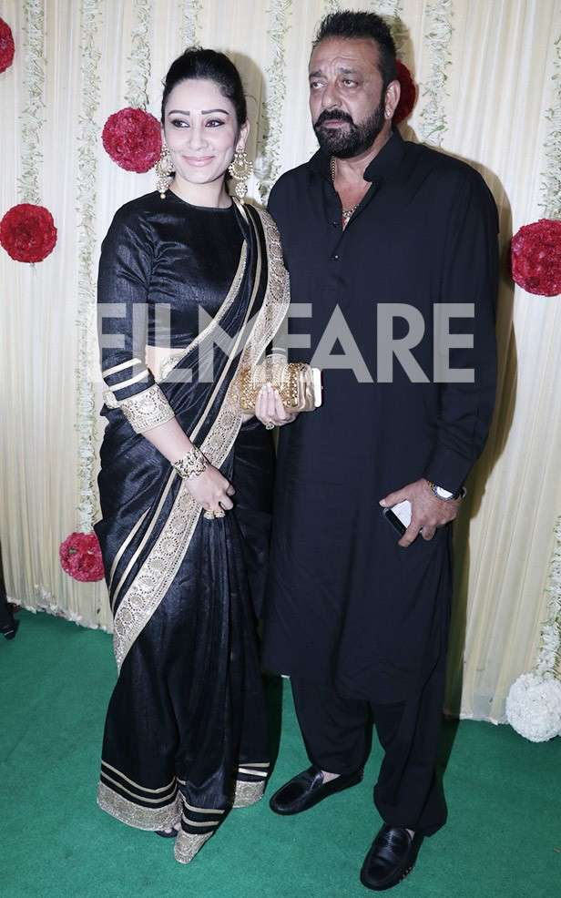Manyata Dutt, Sanjay Dutt