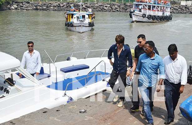 Shah Rukh Khan, Gauri Khan, Farah Khan