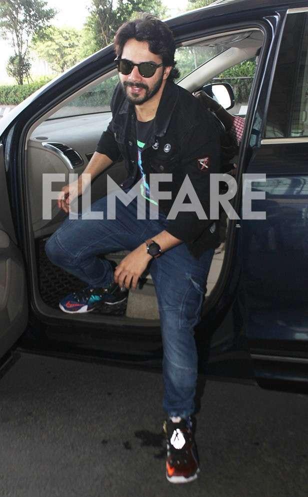 Varun Dhawan, Sidharth Malhotra, Karan Johar