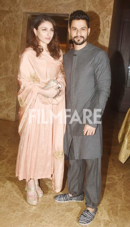 Soha Ali Khan, Kunal Khemu, Kabir Khan, Mini Mathur