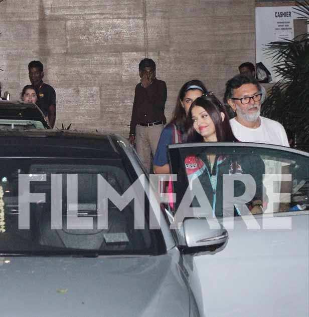 Aishwarya Rai bachchan and Rakeysh Omprakash Mehra