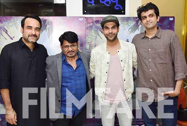 Pankaj Tripathi, Raghubir Yadav, Rajkummar Rao