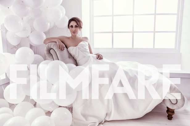 Kareena Kapoor Khan Filmfare Cover Shoot