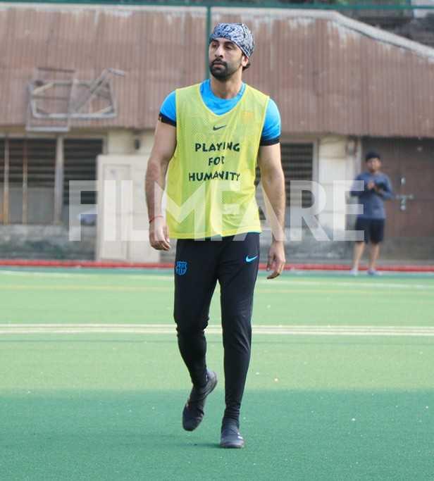 Ranbir Kapoor, Dino Morea