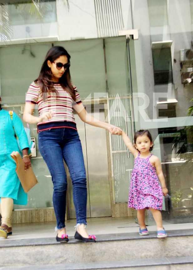 Mira Kapoor, Misha Kapoor