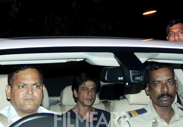 Shah Rukh Khan, Alia Bhatt, Ranbir Kapoor