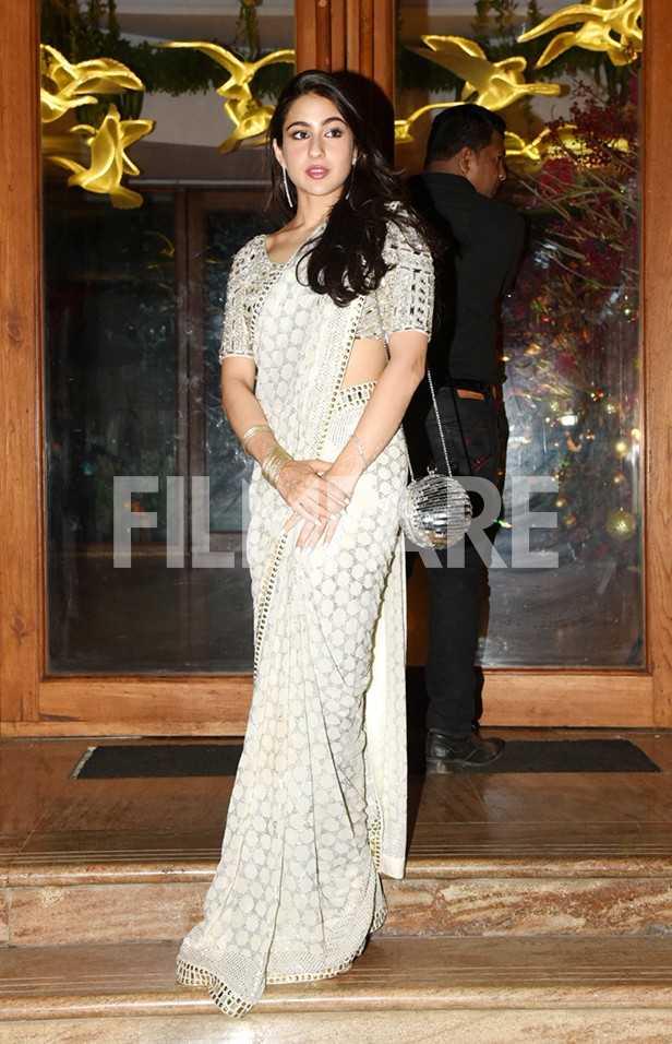 Sara Ali Khan, Neetu Kapoor, Dimple Kapadia, Karan Johar, Bhumi Pednekar, Tabu, Sonali Bendre, Twinkle Khanna