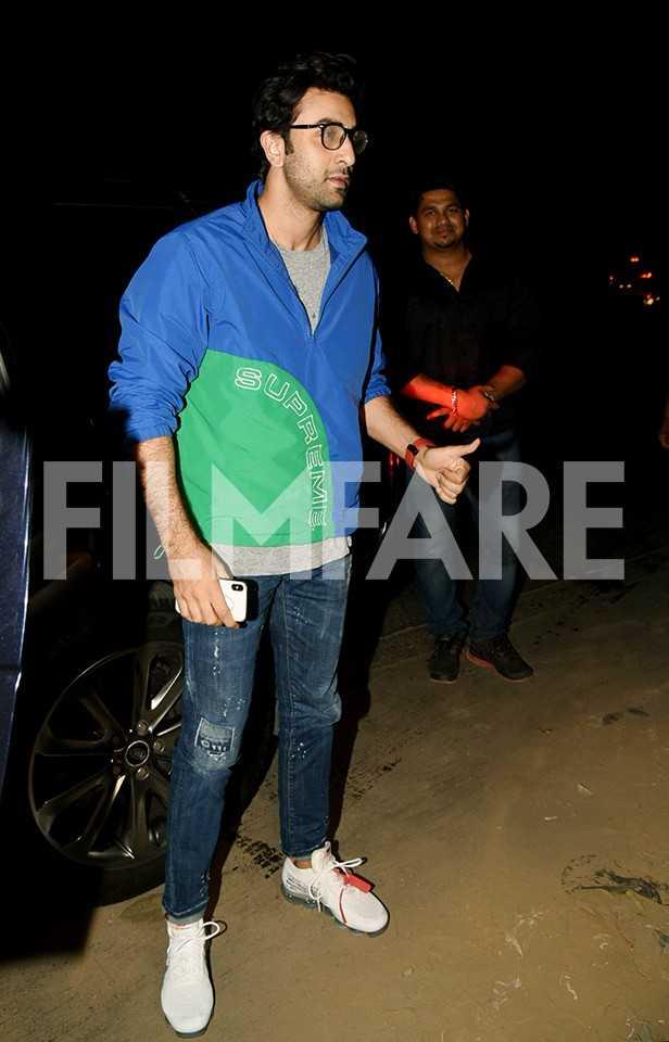 Ranbir Kapoor, Kartik Aaryan, Dino Morea, Bunty Walia, Sikandar Kher, Nandita Mahtani