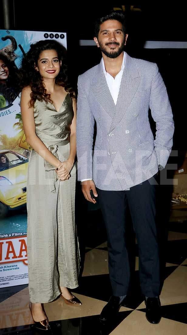 Mithila Palkar, Dulquer Salmaan, Vicky Kaushal, Sumeet Vyas, Ali Fazal