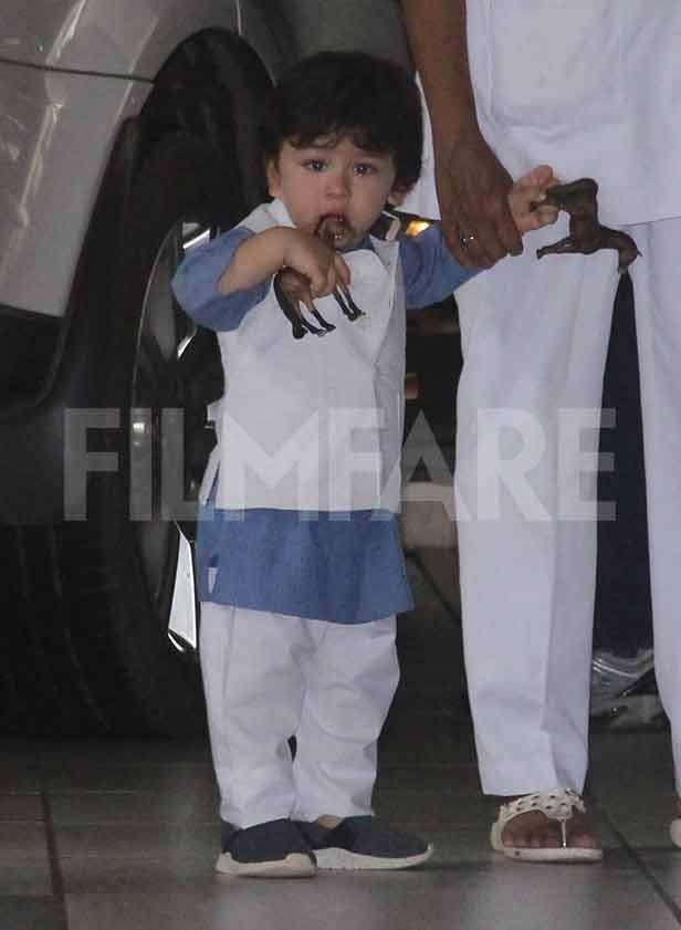 Taimur Ali Khan
