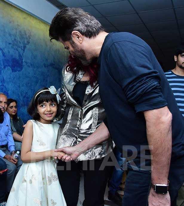 Aishwarya Rai Bachchan, Anil Kapoor