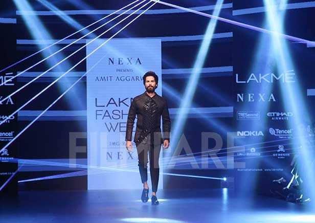 Shahid Kapoor, Disha Patani