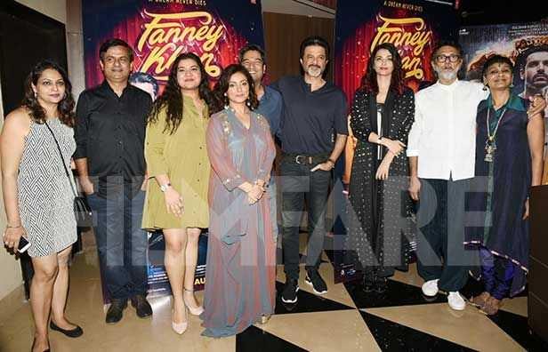 Anil Kapoor, Aishwarya Rai Bachchan