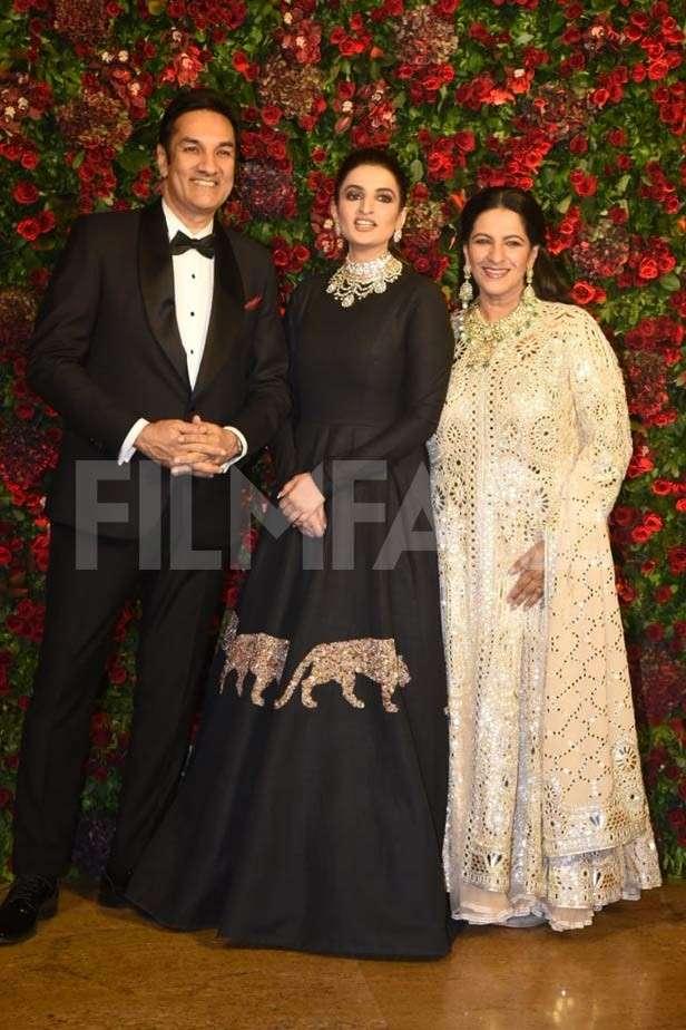 Jagjit Singh Bhavnani, Ritika Bhavnani, Anju Bhavnani