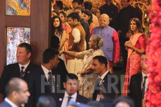 Amitabh Bachchan, Jaya Bachchan, Shweta Bachchan Nanda, Navya Naveli Nanda