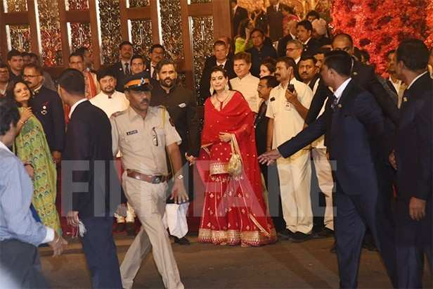 Shilpa Shetty, Sunil Shetty, Mana Shetty