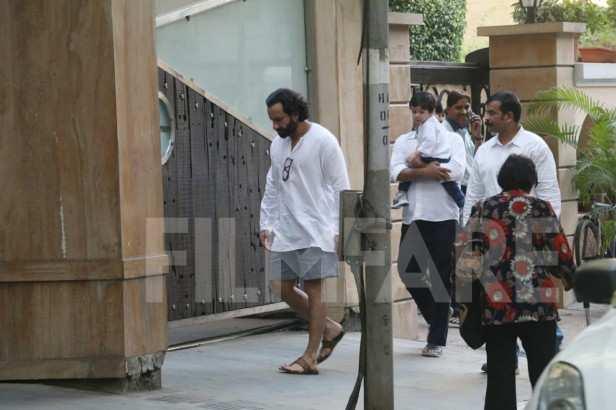 Saif Ali Khan, Taimur Ali Khan