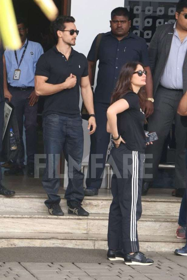 Kareena Kapoor Khan, Tiger Shroff