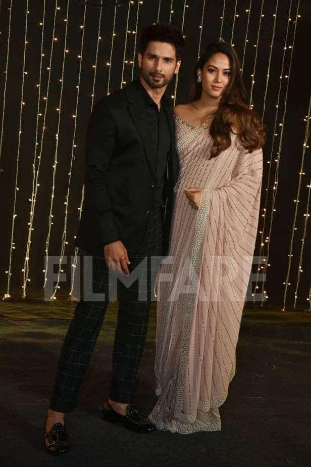 Shahid Kapoor, Mira Rajput