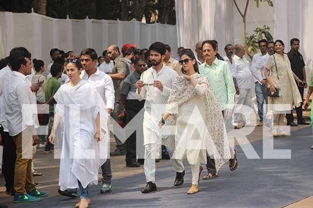 Shahid Kapoor, Mira Rajput Kapoor