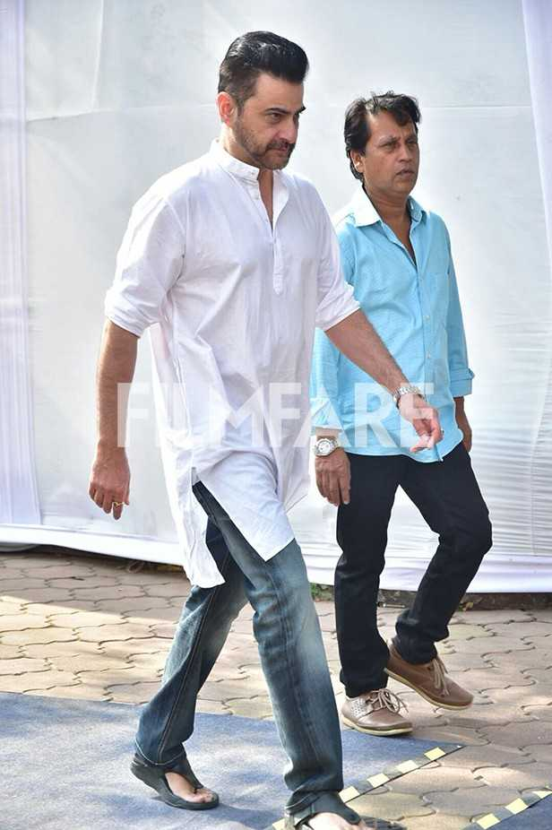 Sanjay Kapoor, Mohit Marwah, Harshvardhan Kapoor