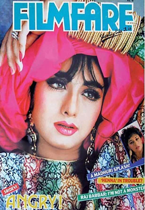 Sridevi Covers