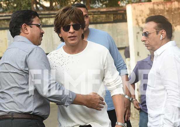Shah Rukh Khan, Abhishek Bachchan, Atul Agnihotri