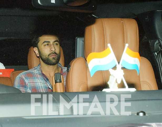 Ranbir KapoorRanbir Kapoor
