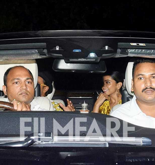 Ranveer Singh, Deepika Padukone, Abhishek Bachchan, Aishwarya Rai Bachchan