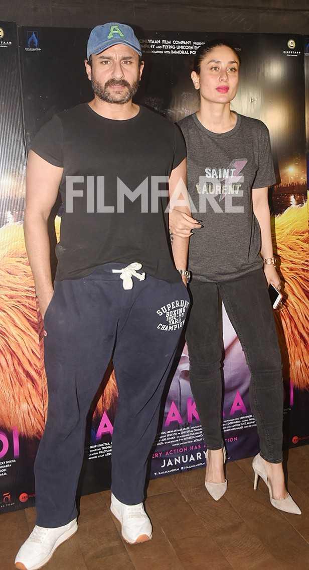 Saif Ali Khan, Kareena Kapoor Khan