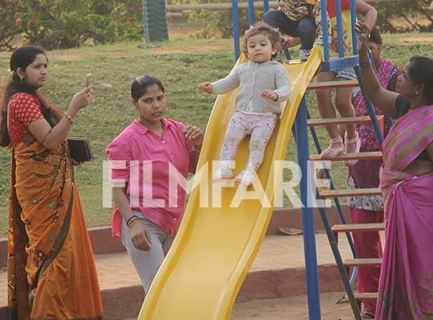 Mira Rajput Kapoor, Misha Kapoor