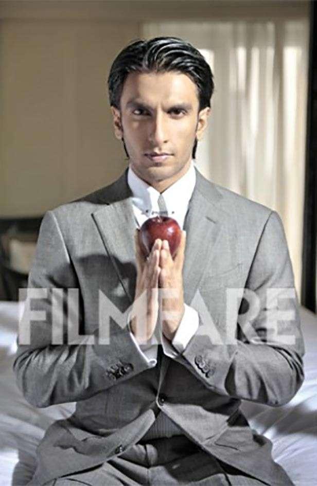 Ranveer Singh February 2011