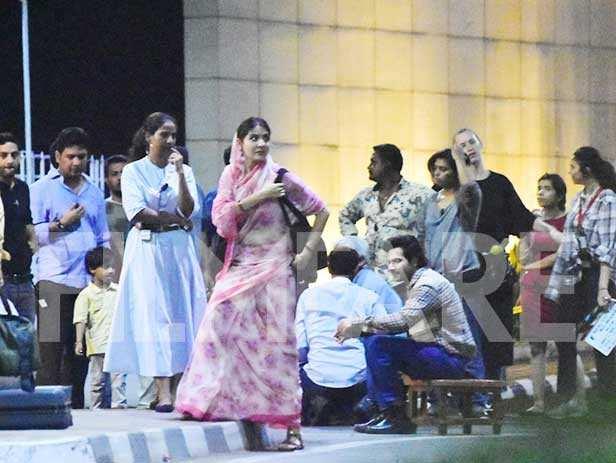 Anushka Sharma, Varun Dhawan