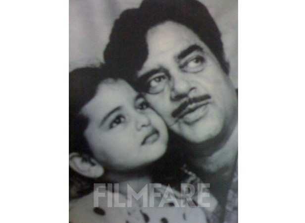 Sonakshi Sinha, Shatrughan Sinha
