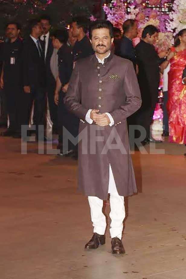 Anil Kapoor, Vidya Balan, Anjali Tendulkar, Sachin Tendulkar