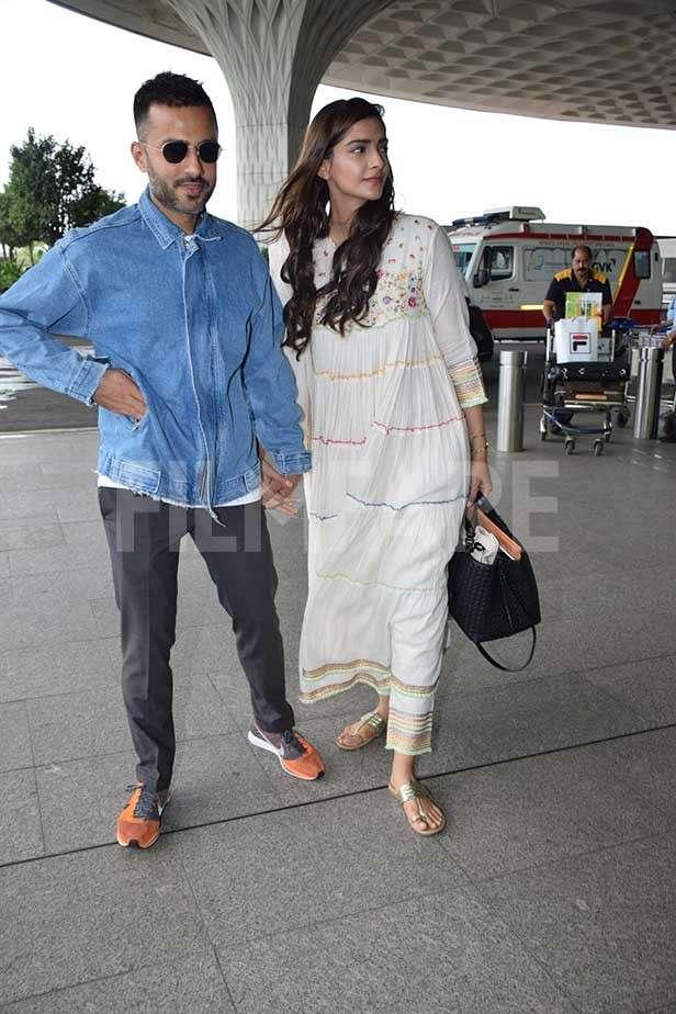 Anand Ahuja, Sonam Kapoor Ahuja