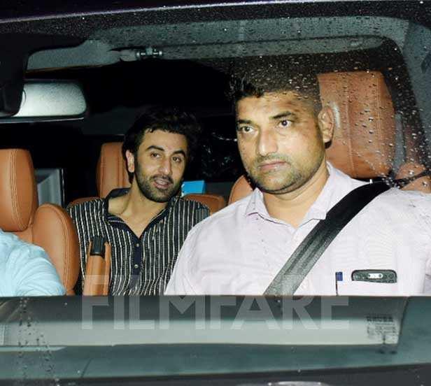 Ranbir Kapoor, Alia Bhatt, Aamir Khan, Sanjay Dutt, Rajkumar Hirani