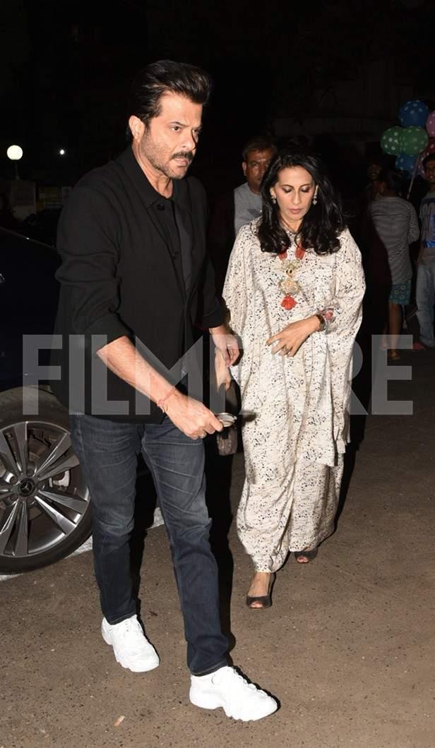 Anil Kapoor, Sunita Kapoor